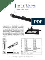LSS Linear Screw Slides