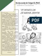 Revista Escolar Colegio El Prat n13