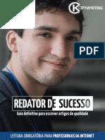 Redator de Sucesso eBook Novo Versão3
