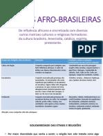 Aula Religiões Afro Brasileiras Salvo Automaticamente