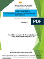 Capitulo II Auditoria Financeira