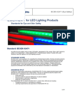 IEC 62471 Summary