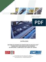 CME - Catálogo Bandejas Portacables - Rev. 7