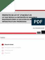 Proyecto Ley 1718