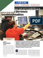 EIN 362 - Telegestion Et Supervision - Controlmaestro Au SDEA