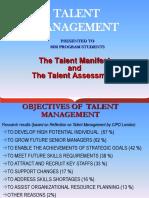 Talent Mgt Rev