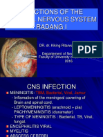 k17 - Infections of the Central Nervous System Radang i