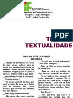 Texto e Textualidade_Engenharia Elétrica