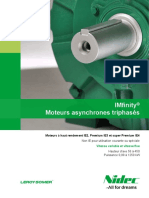 Leroy-Somer IMfinity® Asynchronous Motors - Catalogue - Ref. 5147