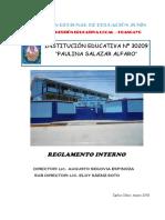DIRECCIÓN REGIONAL DE EDUCACIÓN JUNÍN-REGLAMENTO INTERNO-2018-SAÑOS CHICO.docx