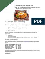 10 TIPS USAHA NASI GORENG JADI JUTAWAN.docx