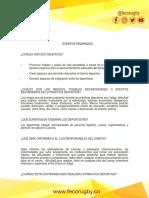 Formato de Participacion Mayores de Edad Eventos Fcr