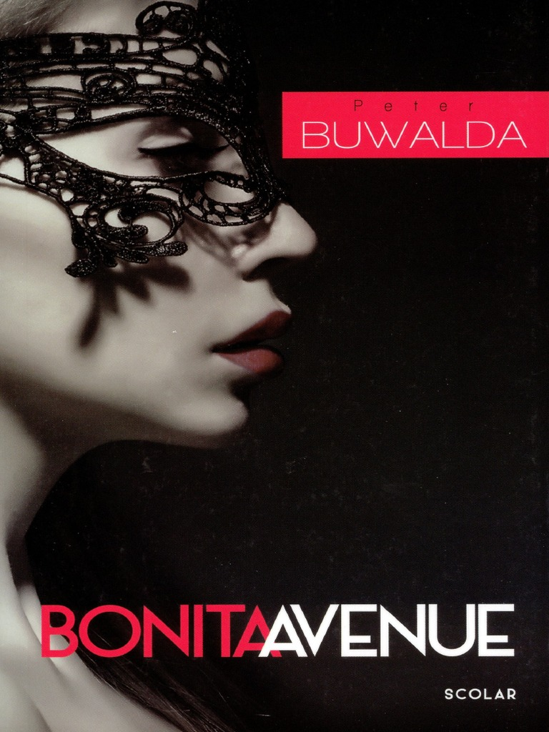 Peter Buwalda Bonita Avenue 297db6bb87