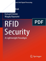 (Analog Circuits and Signal Processing) Ahmed Khattab, Zahra Jeddi, Esmaeil Amini, Magdy Bayoumi (Auth.)-RFID Security_ a Lightweight Paradigm-Springer International Publishing (2017)