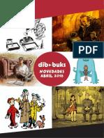 Abril 2018 Dibbuk s