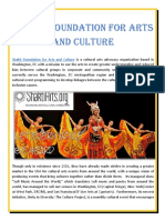 Shakti Foundation for Arts and Culture