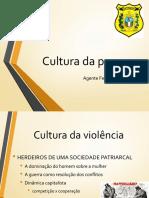 Slide... Cultura Da Paz- Capacitaçâo Do Pse
