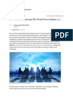 Articulo - Forbes - How Executives Around the World View Industry 4.0