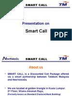 PresentationSamrtCall Corporate Customer april07