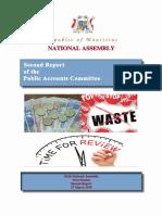 Le rapport du PAC rendu public
