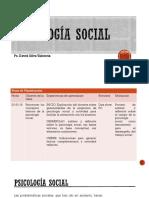 Psicologia Social Vespertino 2 PPT