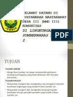 MMD 3 Sumberwaras