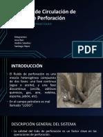 Sistema de Circulación de Lodos de Perforación FINAL