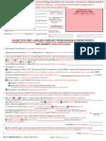 Contrato de arriendo bilingüe