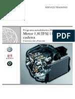 Motor TFSI Con Cadena VW