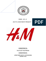H&M Valuation