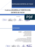 PLAN DE DESARROLLO TURÍSTICO LOCAL DE YUCAY.pdf