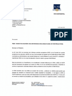 BCE Et APCR Mettent en Garde Arkea
