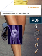 Knee Solutions for Knee Arthroscopy