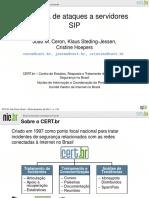 Anatomia de Ataques a Servidores SIP
