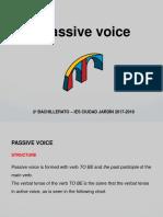 Unit 3 Passive Voice