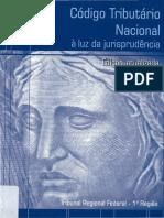 CTN Comentado - TRF1 - 2008 - Vol.1 - Até Art. 136