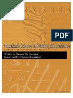 MURAKUSH JURISPRUDENCE HandbookForMoorsStandingOnTheirSquare