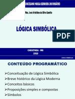 Lógica Simbólica - Conectores