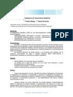Actualización de Cetoacidosis diabética