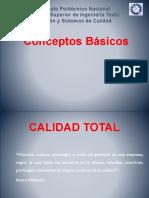 Presentacion Control de Calidad Para Platafdorma