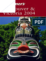 Frommer's Vancouver & Victoria 2004