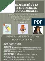 Tema 5.El Periodo Colonial II.sigloxviii