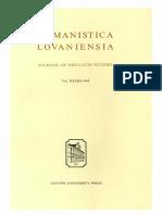 Humanistica Lovaniensia Vol. 33, 1984.pdf