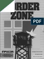 Border Zone - Manual