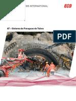 DSI Tunneling Sistema de Paraguas de Tubos Es 01