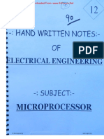 Microprocessor ECE Join