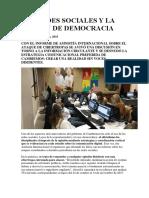 Las Redes Sociales y La Ilusión de Democracia (6)