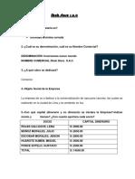 Organizacion de Empresas 1 y 2