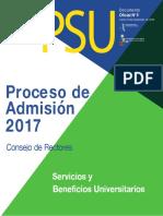 Servicios Beneficios Universitarios