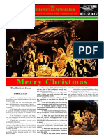 The 'X' Chronicles Newspaper - 2017-12-09